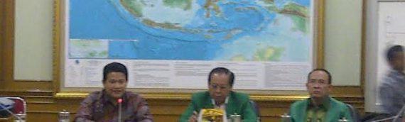 Menkum HAM: Pengesahan PPP Tunggu PTUN