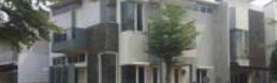 Dijual Rumah Di BSD City – Posisi Hook – Lingkungan Asri, Nyaman