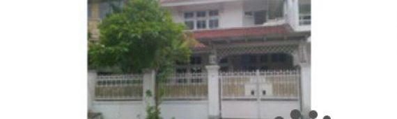 Dijual Rumah Di Puri Indah Murah – Jual Murah Hitung Tanah – Harga 4 Miliaran