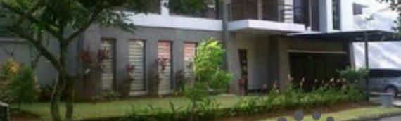 Iklan Rumah Dijual Di BSD City Harga 8 Miliaran – Hunian Mewah Asri – Sangat Nyaman