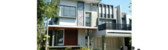 Iklan Rumah Dijual Di BSD City – Foresta BSD, Aman dan Nyaman