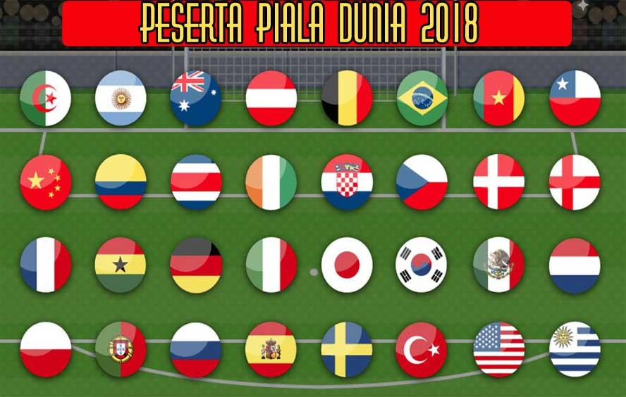 Agen Judi Bola Piala Dunia 2018 Sbobet